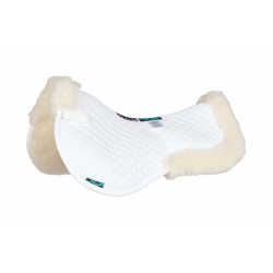 HiWither Wool Half Pad With Collars (NM04B)