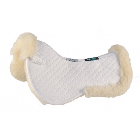 HiWither Gullet Free Wool Half Pad (GF NM04B)