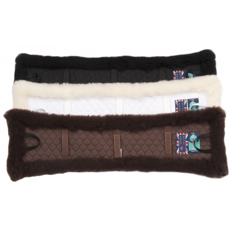 Dressage Girth Sleeve with luxury wool (EA20)