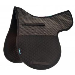 HiWither Anti-Slip Numnah with Half Wool - General Purpose (NM22 GP)