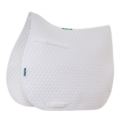 HiWither Euro Quilt Saddlepad (EUSP11 GP)