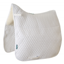 Gullet Free HiWither Half Wool Saddlepad (GF SP01 DR)