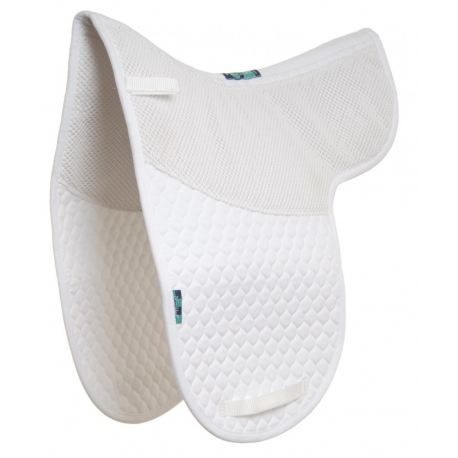 HiWither Anti Slip Numnah - Dressage - Mesh on Mesh (NM16MM DR)
