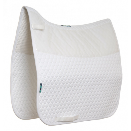 HiWither Anti Slip Saddlepad - Dressage - Sticky on Mesh (SP16 DR)