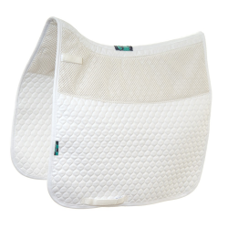 HiWither Anti Slip Saddlepad - Dressage - Mesh on Mesh (SP16MM DR)