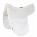 HiWither Anti-Slip Numnah with Half Wool - Dressage (NM22 DR)