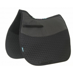 HiWither Anti-slip saddlepad with Half Wool - GP (SP22 GP)