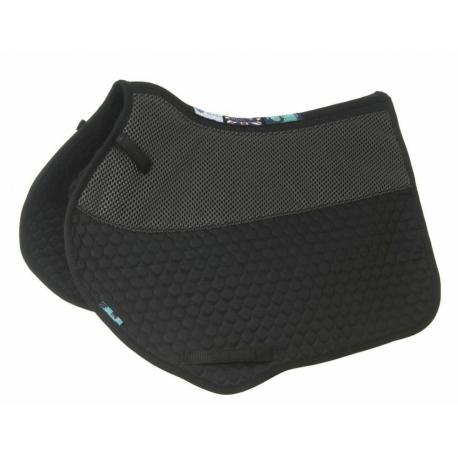 HiWither Anti-slip saddlepad with Half Wool - Close Contact (SP22 CC)