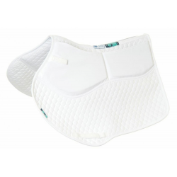 HiWither 2 Pocket Everyday Quilt Shimmy Saddlepad - Close Contact (SP11SS CC)