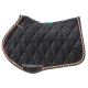 HiWither velvet saddlepad with braid (SP24 CC)