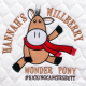 Willberry Wonder Pony Saddlepad (SP01)