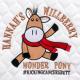 Willberry Wonder Pony Saddlepad (SP11 DR)