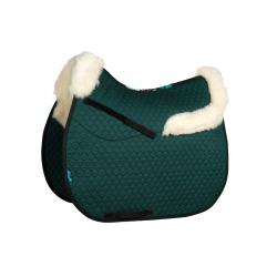 HiWither Half Wool Saddlepad With Collars (SP20 GP)