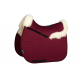 HiWither Half Wool Saddlepad With Collars (SP20 GP)