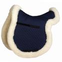 HiWither Original wool Numnah (NM02B GP)