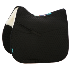 Gullet Free HiWither Half Wool Saddlepad (GF SP01 GP)