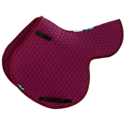 HiWither Quilt Numnah For Close Contact Saddles (NM11 CC)