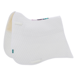 HiWither Fishtail Saddlepad With Wool (SP09 with wool DR)