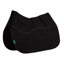 HiWither 3 Pocket Shimmy Saddlepad - no wool (SP28SS)