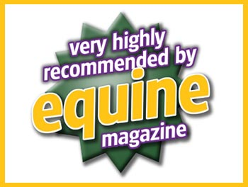 Great reviews from Equine Magazine
